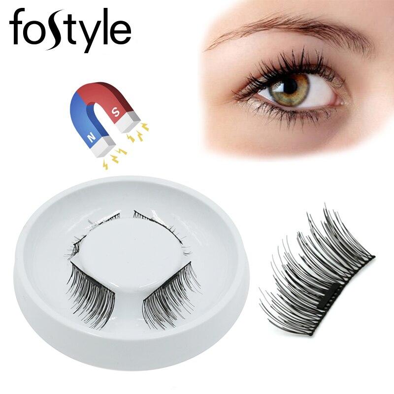 4PCS strip lash extension volume bottom lash eye lashes 3D eyelashes cosplay Magnetic Eyelashes Beauty Fake Eye Lashes Extension