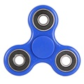 12 Styles White/Black Tri-Spinner Fidget Toy Plastic EDC Hand Spinner For Autism and ADHD Anxiety Stress Relief Focus Toys Gift