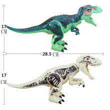 Jurassic Dinosaur World 2 Indoraptor Building Blocks Jurrassic Figures Bricks Toy For Children Compatible with