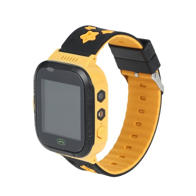 Y21 GPRS Smart Watch With Flashlight Baby Watch SOS Call Location Device Tracker