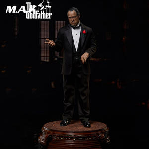 Fans Action-Figure-Model Collection In-Stock 1972vito Corleone Full-Set Gifts for 1/4/Bw-ss-20301/..