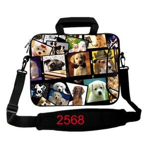 Image 4 - 13.3 15.6 17.3 inch Laptop bag 10 12 13 14 15 15.4 17.4 Notebook shoulder Bag for ipad/macbook air/pro/lenovo laptop accessories