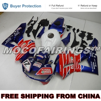 For Honda CBR600RR 2013 2014 CBR 600 RR Motorbike ABS Plastic Fairing Pieces Kits Full Set