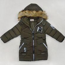 1d65666e7cbb Buy jongens winterjas and get free shipping on AliExpress.com