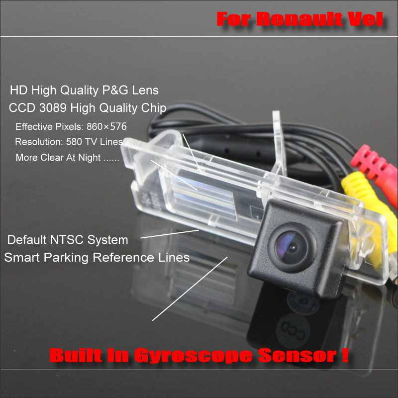 dynamic guidance camera for renault vel satis x73 / renault espace 4 /  580 tv lines