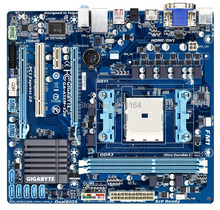 90% for new Free shipping on PC computer motherboards for Gigabyte GA-A55M-S2H FM1 A55 motherboard for A75 3870K 641 651