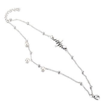 Miss JQ New Arrival Silver Color Anklet For Women Fashion Bohemian Beach Jewelry 4