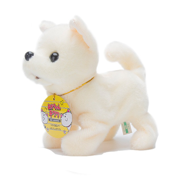 High quality jumping dog toys for children Electronic Pets for kids electric toys for baby цена
