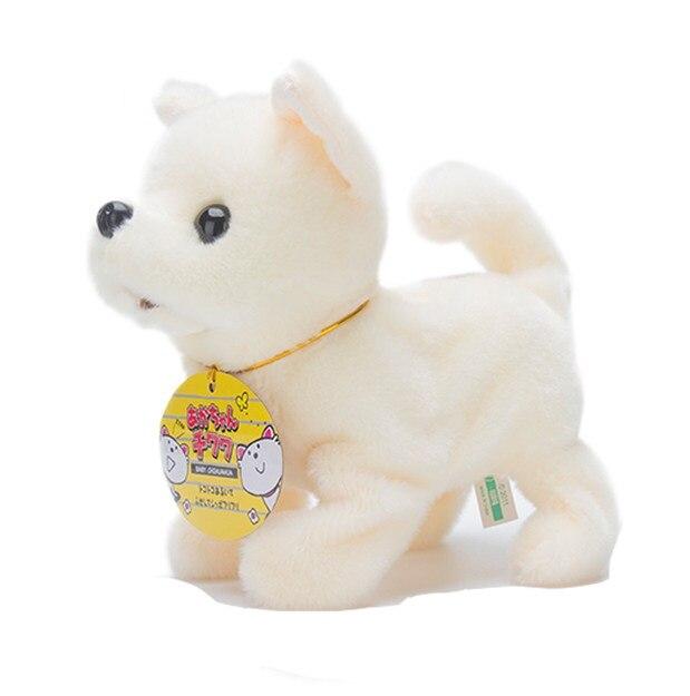 Jouets de chien sautant de haute qualité pour enfants animaux de compagnie électroniques pour enfants jouets électriques pour bébé