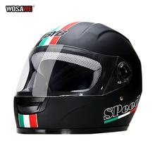 Motorcycle Helmet Motorbike Full Face Helmets Racing Motocross Helmet Off Road Casco Modular Moto Helmet Motorbike Capacete