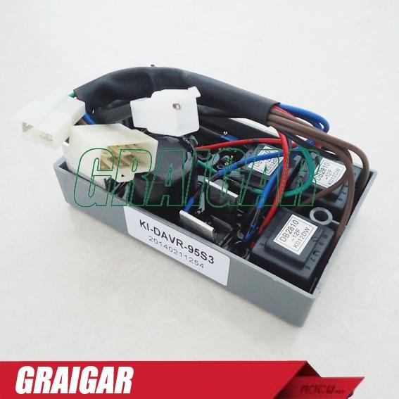 Automatic Voltage Regulator Kipor DAVR 95S3 AVR OF KIPOR PLY DAVR 95S3 Free Shipping kipor avr davr 95s3 avr of kipor ply davr 95s3 automatic voltage regulator