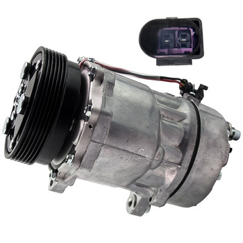 Air Conditioning Compressor for VW Bora Golf 4 1J 1.4-2.3 V5 transporter T5 for SUBARU PEUGEOT VW SEAT SKODA AUDI FORD 1458685