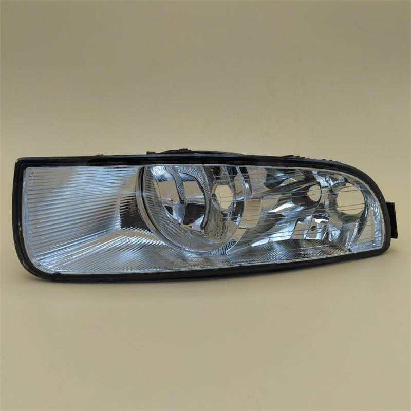 Left Side Car Light For Skoda Superb MK2 2008 2009 2010 2011 2012 2013 Car-styling Front Bumper Fog Lamp Fog Light 2 pcs set car styling front bumper light fog lamps for toyota venza 2009 10 11 12 13 14 81210 06052 left right