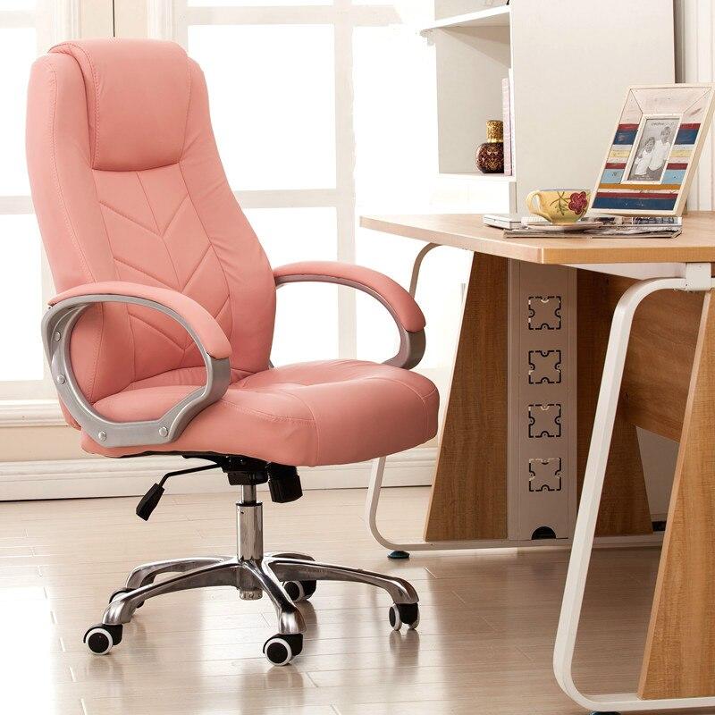 Multifunctional Office Chair Boss Computer Fashion Casual Staff Lifting Swiel Chair Ergonomic Household Leisure Chair