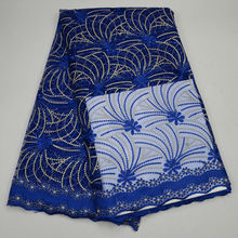 High Quality African Tulle Lace Fabric 2017 New Arrival French Lace Fabric Embroidery Net Laces Mesh Fabric For Party Dress