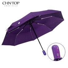 Ветер устойчивостью складной автоматический зонт дождь Женщины Мужской авто Роскошные Большой ветрозащитный Зонты для мужчин дождь черное покрытие зонтик