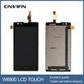 Exibição original para philips xenium w6500 sensor de lcd com tela de toque digitador assembléia substituição brand new cor preta