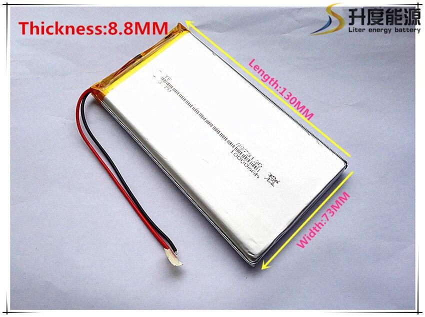 8873130 mah 10000 bateria do tablet tablet da marca gm tablet bateria