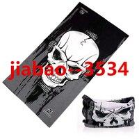 Newest Fashion Design Cheap Wholesale Seamless Tube Multi-purpose Skull Bandanas Sunscreen Muffler Veil Head Scarves