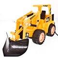 Новый проводной управления грузовик моделирование бульдозер 4 колеса строительство грузовик снег яснее темп инженерно электронная игрушка