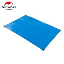 NH Awning Outdoor Camping Beach mat Foldable sunscreen Canopy picnic blanket waterproof Pad Tent mat цена 2017