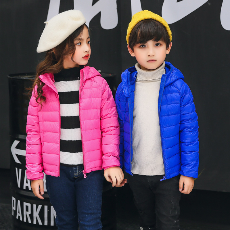 Nevera Toddler Baby Girls Boy Kids Fashion Coat Winter Warm Clothes Outwear Hooded Fur Thick Jacket 1-12T