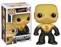 Original Funko pop DC Universe Le Inverse Flash Super Hero Action Figure Poupée À Collectionner Enfants Modèle Jouet avec la boîte Originale