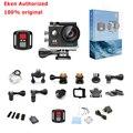 4 K câmera de Ação Original EKEN H9/H9R remoto Ultra HD 4 K WiFi 1080 P 60fps à prova d' água esportes pro câmera