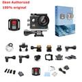 4K Action camera Original EKEN H9 / H9R remote Ultra HD 4K WiFi 1080P 60fps sports waterproof pro camera