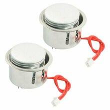 2 шт электрическая рисоварка запасные части Магнитный двухпроводный металлический центральный термостат