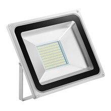 2pcs 100W 220V Led Flood light outdoor lights 5600LM 189LED SMD5730 Floodlights For street Square Spotlight Outdoor Wall Lamp