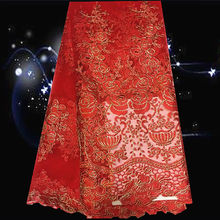 Item No.SSN42,high quality african tulle lace fabric, free shipping african french net lace fabric for dress