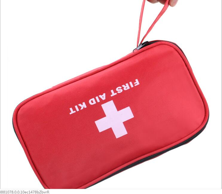 HXZL1---600D Oxford cloth first aid kit, customized travel necessary luggage factory first aid kit ...