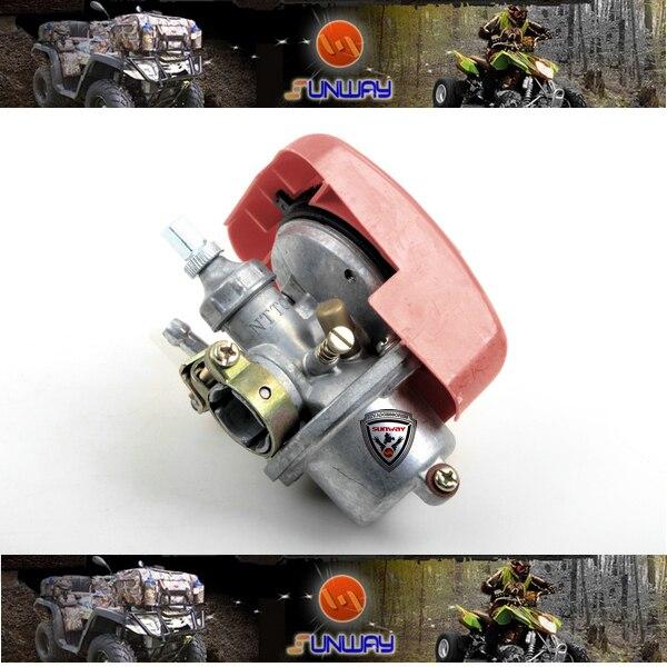 YIMATZU 2-Stroke Bicycle Engine Carburetor Kit For 49CC 60CC 80CC