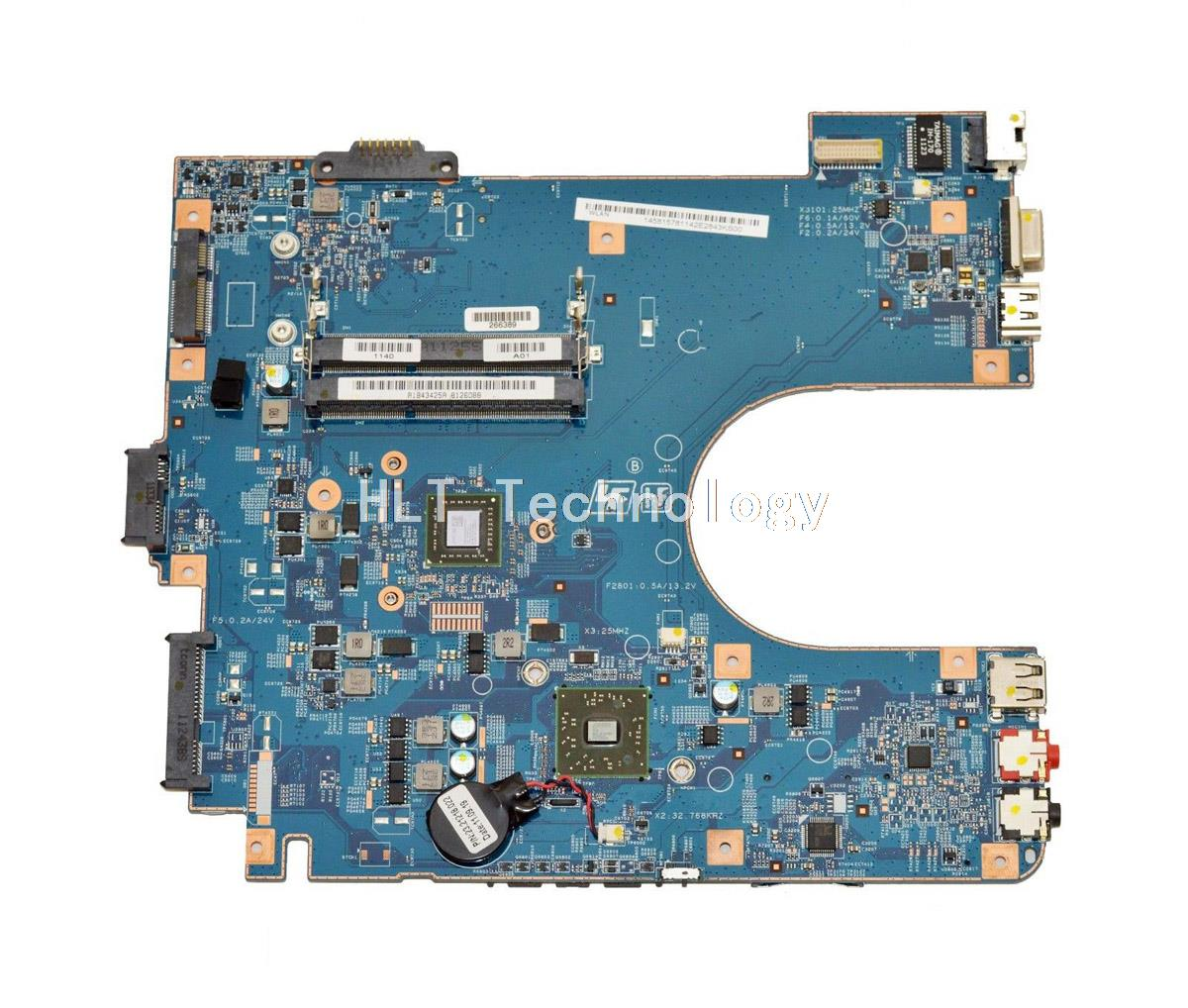 MBX 252 laptop Motherboard For Sony MBX-252 48.4MS02.011 A1843425A integrated graphics card 100% fully tested