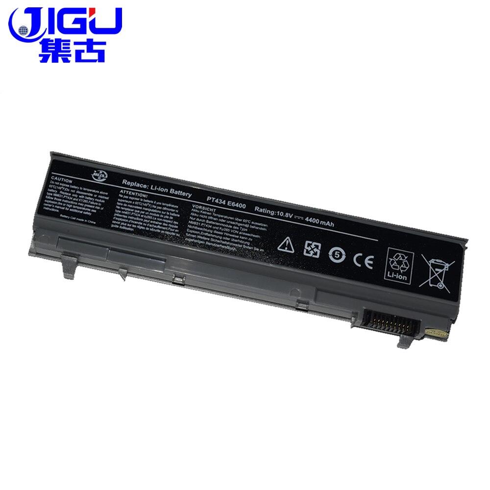 JIGU nuevo 6 células batería para portátil Dell Latitude E6400 E6400 ATG  E6400 XFR Precision M2400 precisión M4400 38d1af482ea