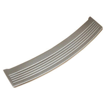Стальной протектор заднего бампера накладка на подоконник для Dodge Journey/Fiat freeont 13-19 >> Angryrabbit Store