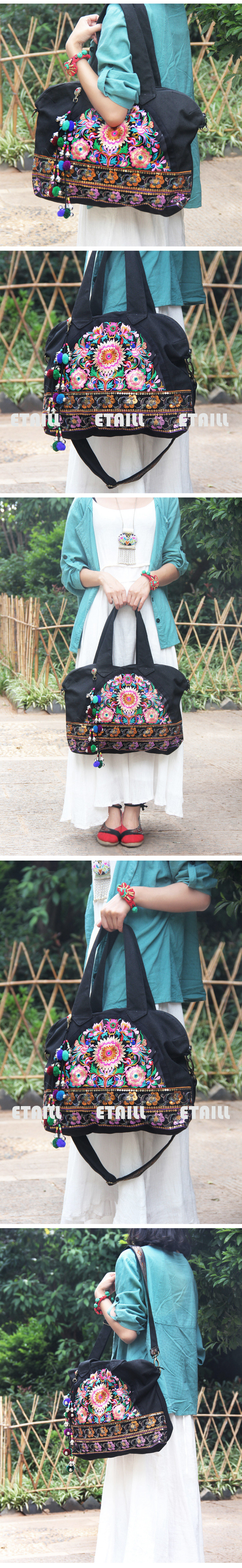 hmong embroidered bags