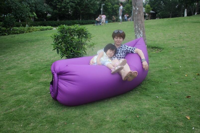 Online Shop two seat durable bean bag chair air inflatable