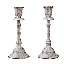 European Metal Crafts Single Head Candlestick Atmospheric Candle Holder Stand Wedding Center Candlestick Candlelight DinnerA1113