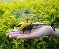 Mini rc helicóptero de rádio controle remoto aeronaves 3d gyro helicoptero 2ch helicópteros mirco 2 channel ir sem escova elétrica