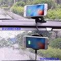Antye 360 Rotating New Qi Sem Fio Carregador de Carro Montar Titular Magetic para iPhone6 6 S/6 Plus 6 S além de