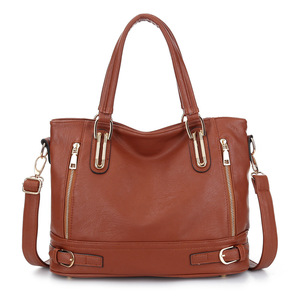 جديد وصول النساء الجلود حقيبة كتف Sac السيدات حقيبة ساعي سعة كبيرة الإناث عارضة حقائب حمل