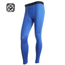 Quick Dry PRO Training Fitness gym men Leggings Compression pants Breathable Workout running tights velvet winter sport pants