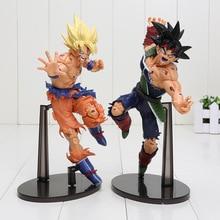 Animation Dragon Ball Z Goku Fighting shape Tenkaichi Budokai PVC Action Toy Figures doll kids in box
