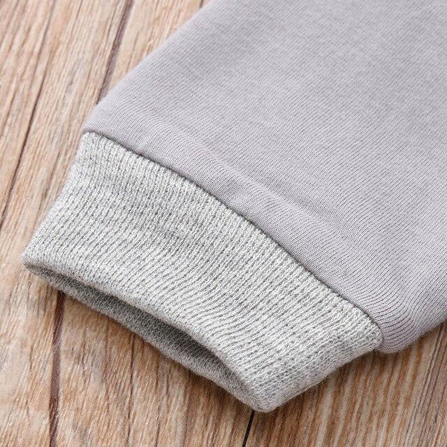 MUQGEW 2018 baby girls clothes set girls clothing 3PCs Floral Print Tops Pants Hat Winter clothes for children roupas menina 5