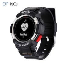 Smart watches F6 Smartwatch Bracelet Outdoor IP68 Multi-sport Watch saat wearable devices relogio inteligente ogeda f6 smart women watch sports smartwatch watch ip68 sleep monitor remote camera wearable devices for ios android new 2018
