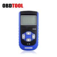 New OBD2 Interface VS450 VAG Code Reader Diagnostic Scanner Universal Reset Airbag ABS Tool for VS450 VAG Cars