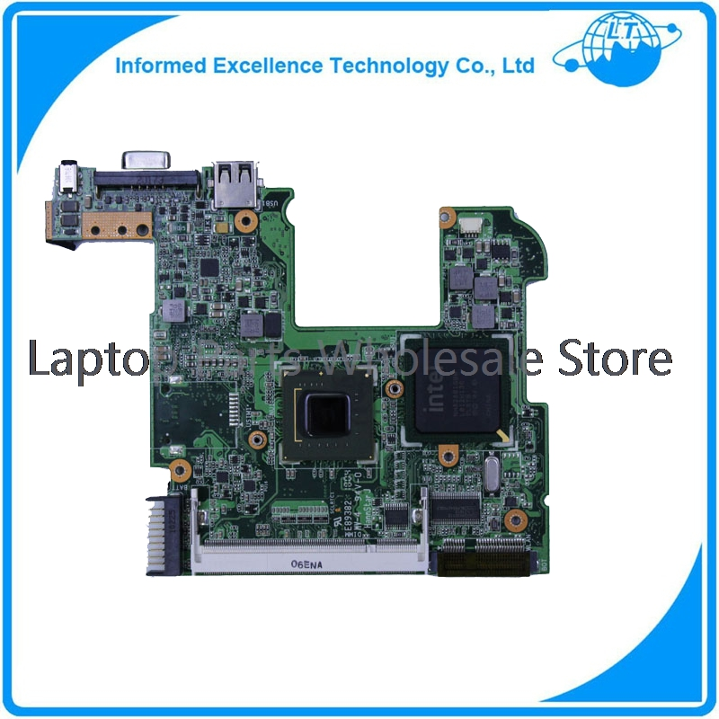 LAPTOP MOTHERBOARD for ASUS EEE PC 1005HA 1001ha INTEL DDR2 SLB73 60-OA1BMB5000-A02 08G2005HA13Q Fully Tested eee pc 1225b motherboard for asus laptop mainboard fully tested