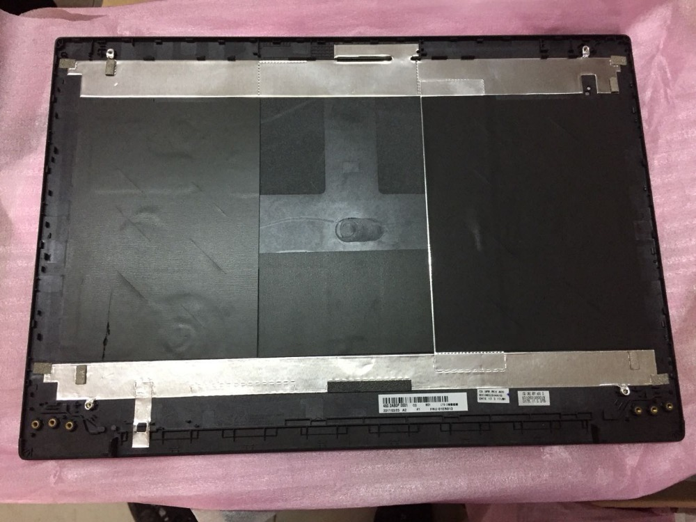 New Lenovo Thinkpad T570 P51S LCD Screen Back Cover Top Case Rear Lid 01ER014
